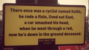 ride-smart.org sign